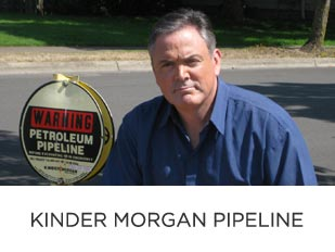 Kinder Morgan Pipeline